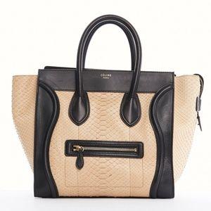 Women s Celine Python Bag on Poshmark 971da27178